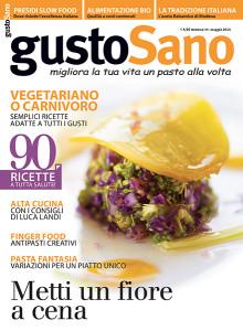 Cover di Gusto Sano 1