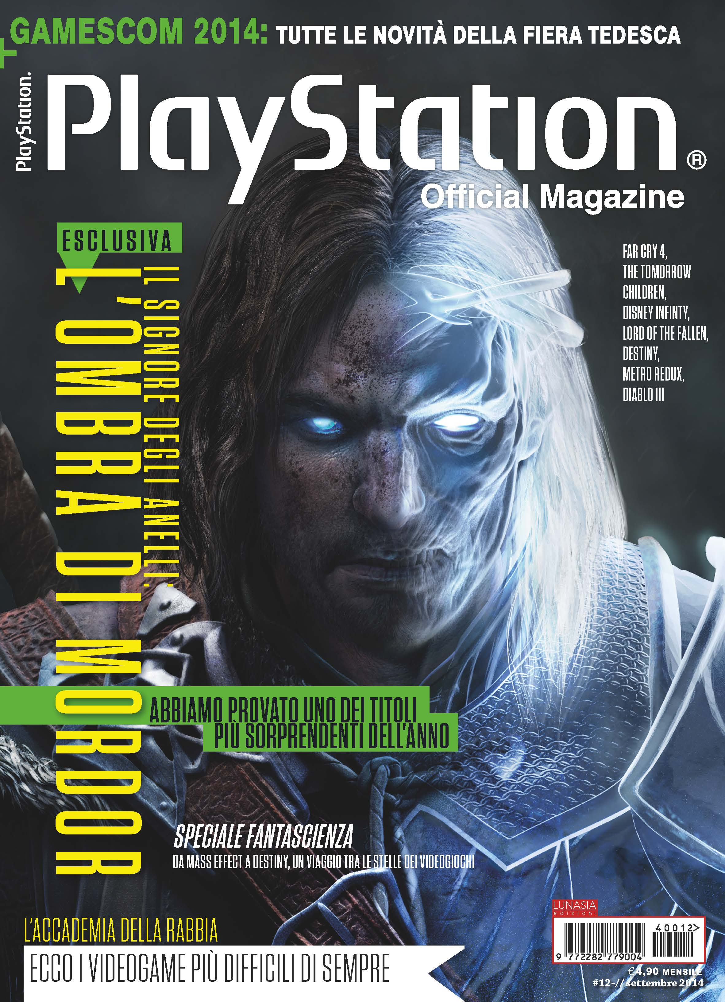 Official PlayStation Magazine 12
