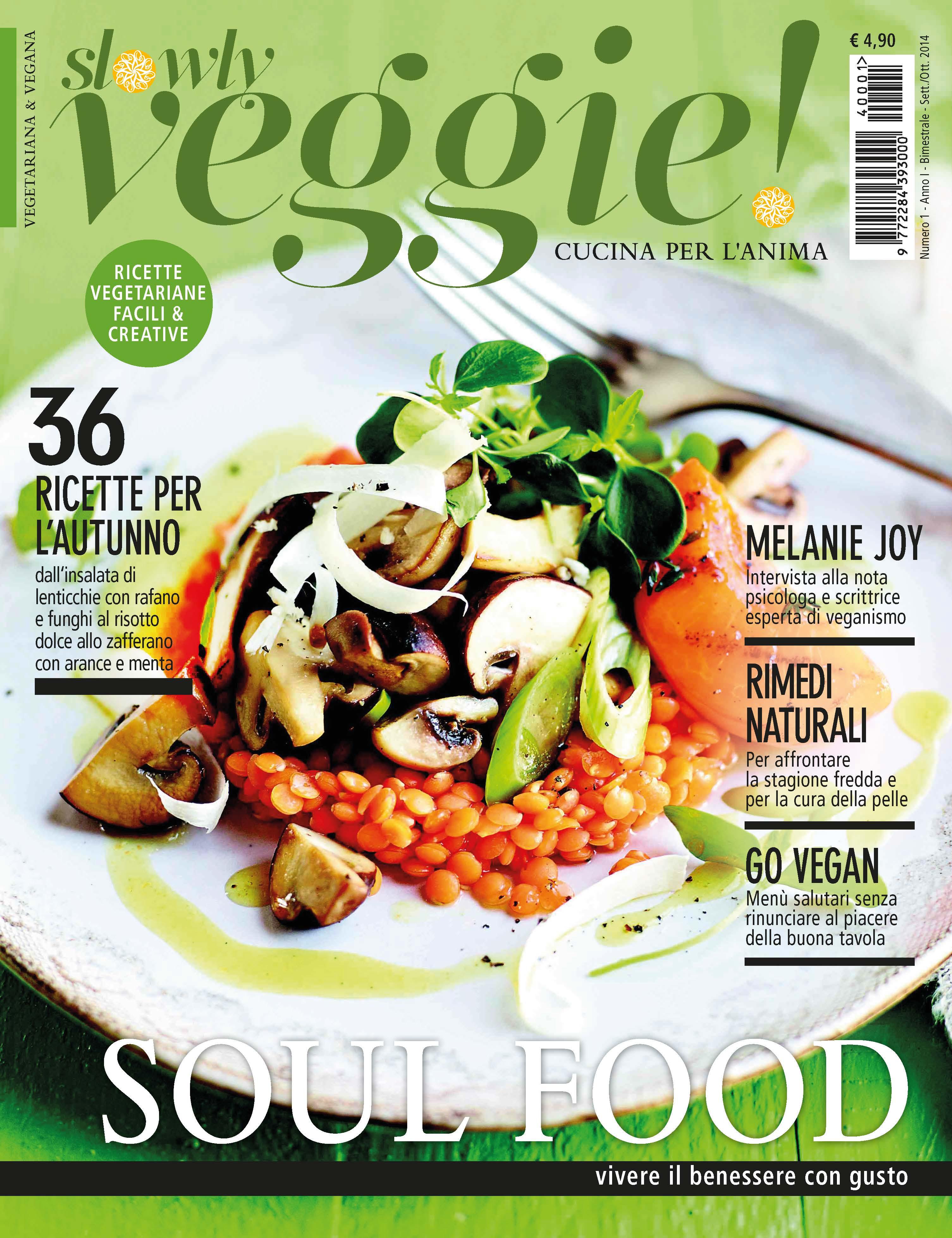 Slowly Veggie!