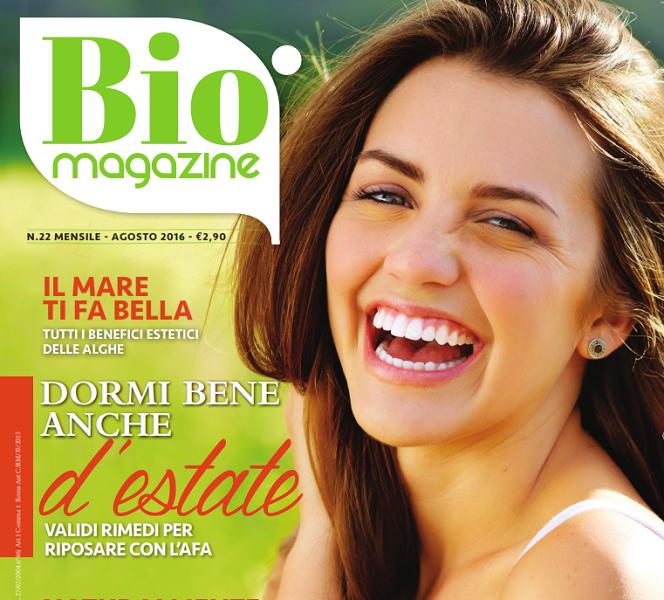 Bio Magazine 22 – agosto 2016