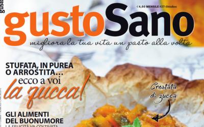 gustoSano 27 – ottobre 2016