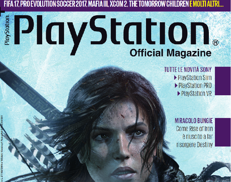 PlayStation Official Magazine 36