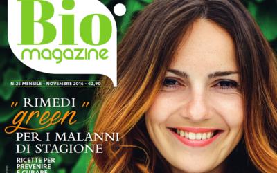 Bio Magazine 25 – novembre 2016