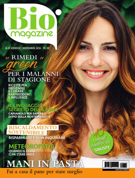 cover Bio Magazine 25