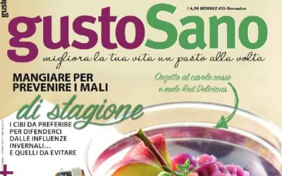 gustoSano 28 – novembre 2016