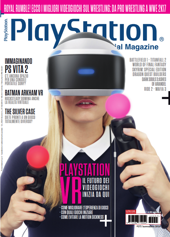 playstation official magazine 37 cover