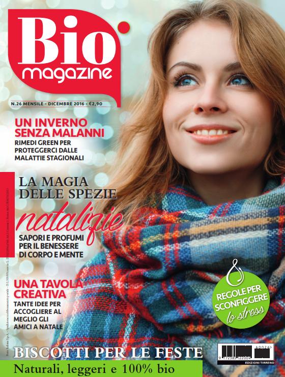 bio magazine 26 cover