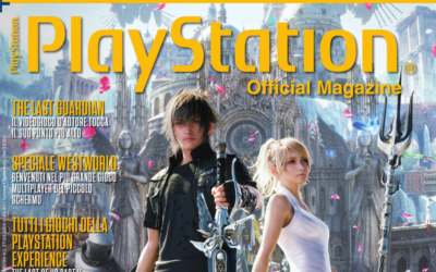 PlayStation Official Magazine 38