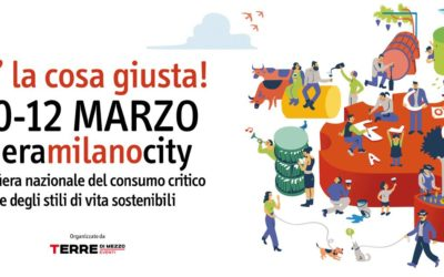 Lunasia Edizioni a Fa' la cosa giusta!