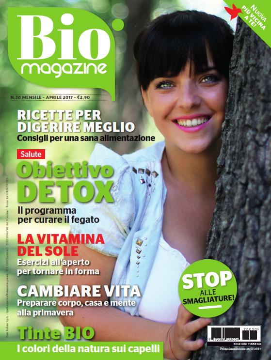bio magazine in edicola