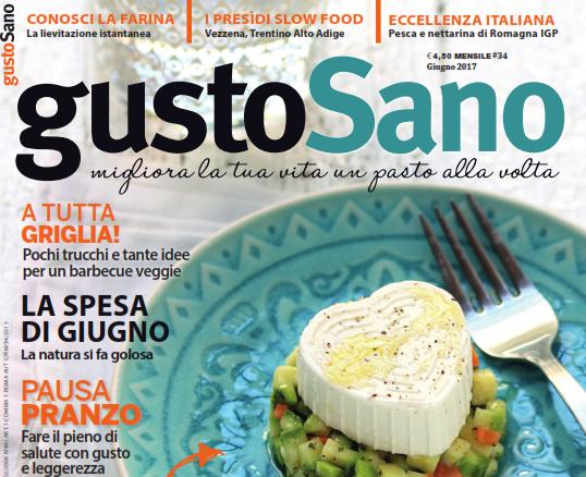gustoSano 34 – giugno 2017