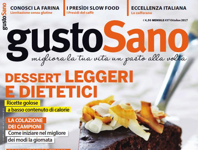 gustoSano 37 – ottobre 2017