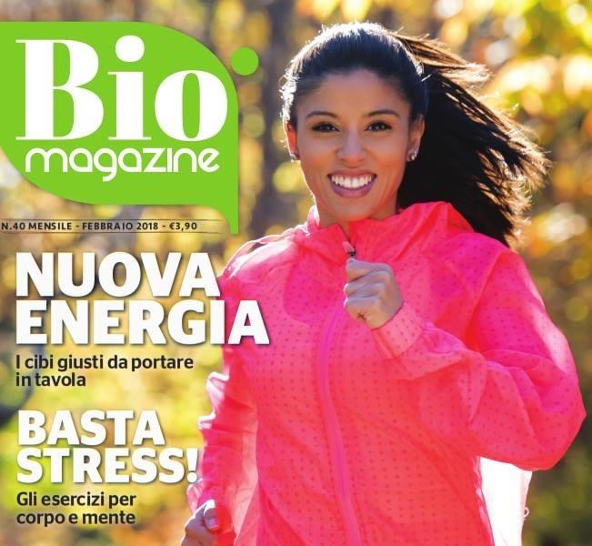 Bio Magazine 40 – febbraio 2018