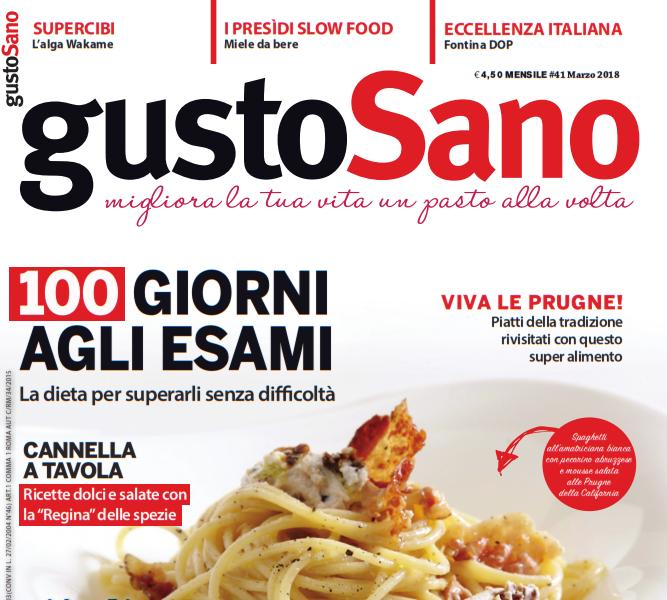 gustoSano 41 – marzo 2018