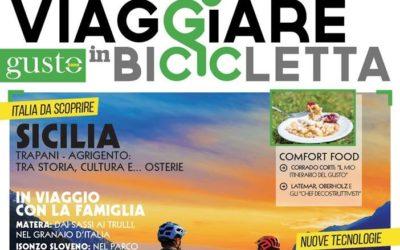 Novità! Viaggiare in Bicicletta con GustoSano n. 1