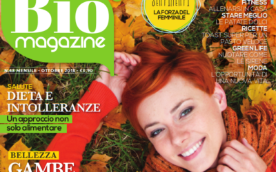 Bio Magazine 48 – ottobre 2018