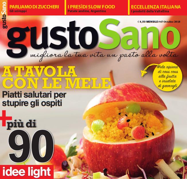gustoSano 47 – ottobre 2018
