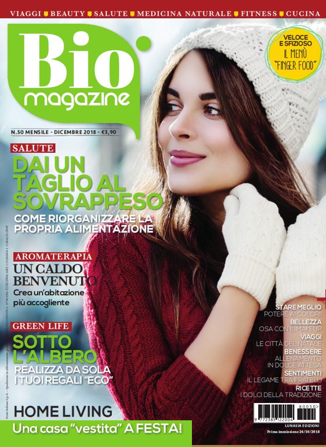 Bio Magazine 50 – dicembre 2018   Lunasia Edizioni