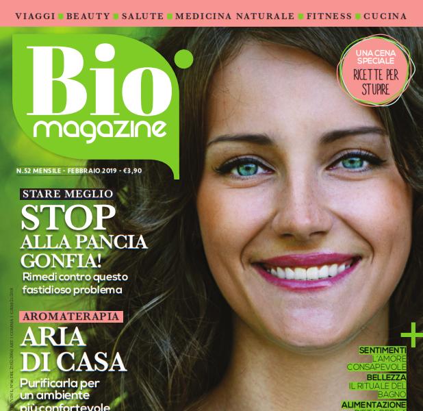 Bio Magazine 52 – febbraio 2019