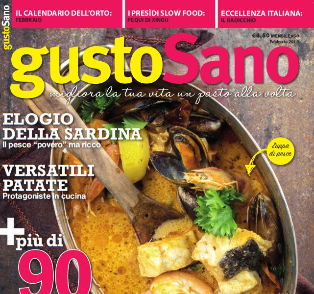 gustoSano 50 – febbraio 2019