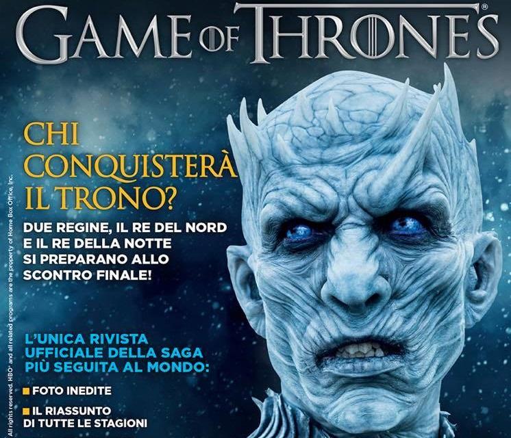 Game of Thrones – Rivista Ufficiale