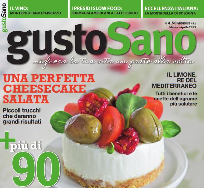 gustoSano 51 – mar/apr 2019