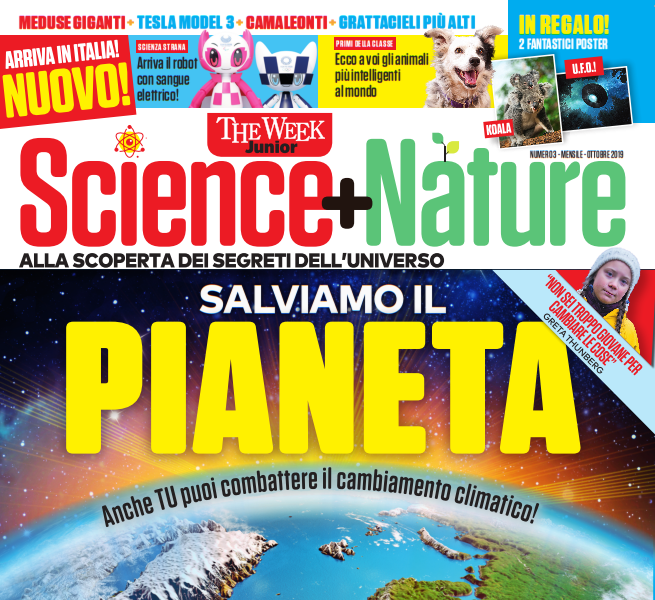 Science + Nature 3 – ottobre 2019