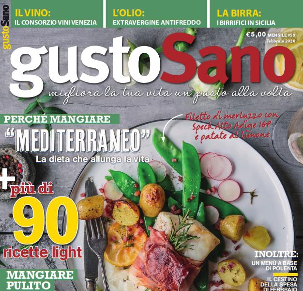 gustoSano 59 – febbraio 2020