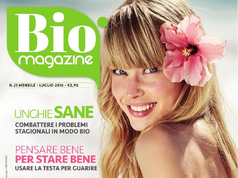 Bio Magazine 21 – luglio 2016