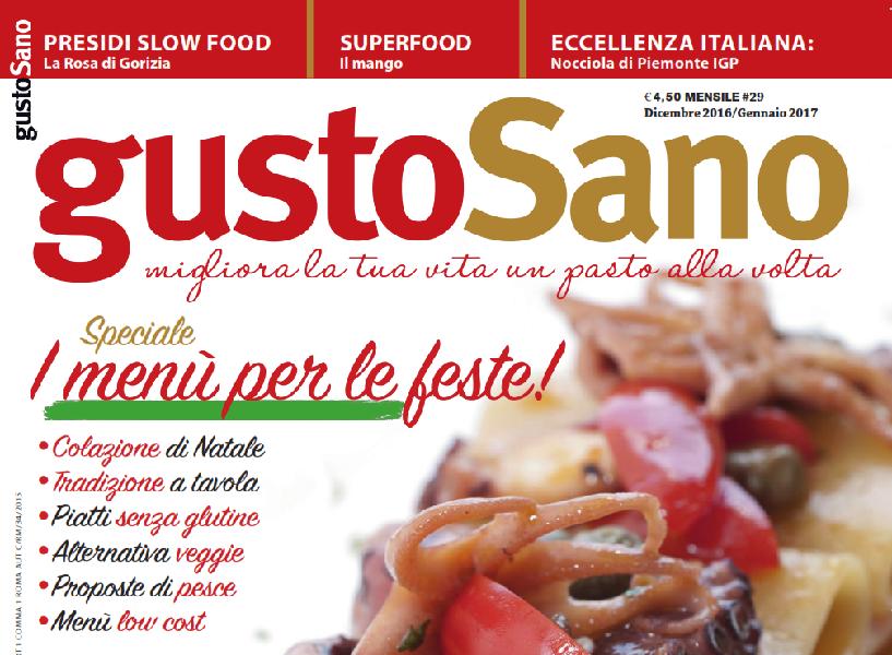 gustoSano 29 – dic 2016/gen 2017