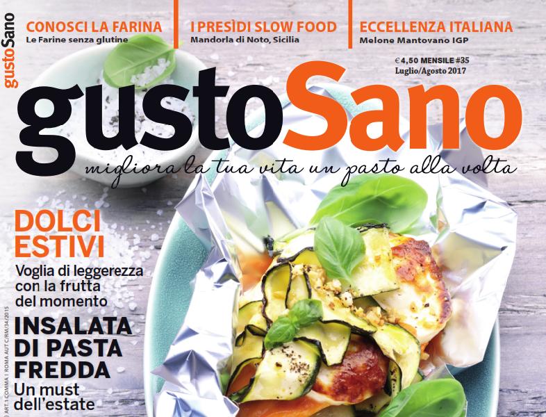 gustoSano 35 – luglio 2017