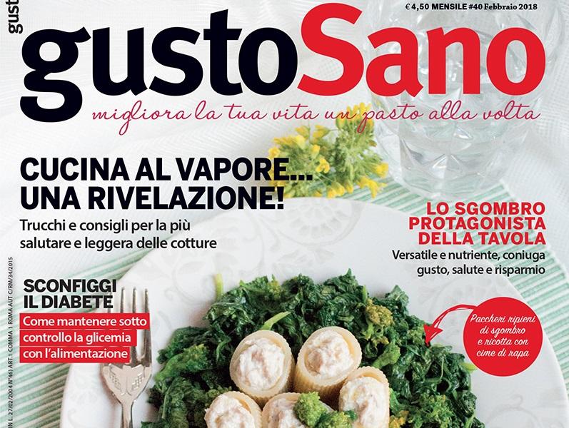 gustoSano 40 – febbraio 2018