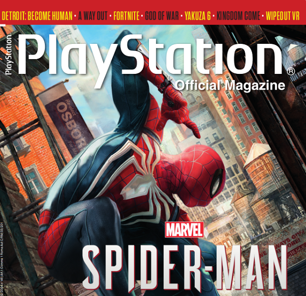 PlayStation Official Magazine 46