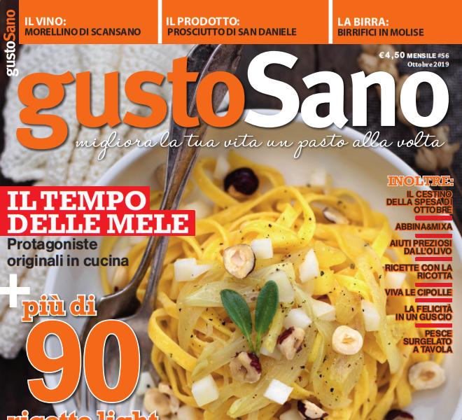 gustoSano 56 – ottobre 2019