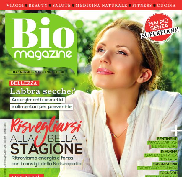 Bio Magazine 65 – marzo 2020